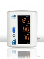 ADC 9000BP ADview Diagnostic Station Monitor adc adview, adview monitor, bp monitor adview, adview spo2 monitor