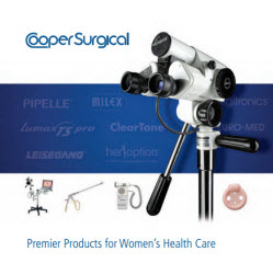 CooperSurgical Clinic and Practice-Based Products Catalog coopersurgical, clinic, and practice-based, products, catalog