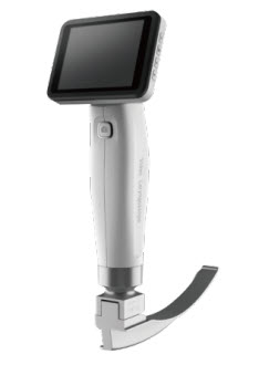 HugeMed VL3R Reusable Video Laryngoscope video laryngoscopes, hospital, anesthesiology, emergency room, ICU, respiratory medicine, cardiology