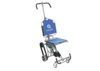 Quantum Q-120 Swiftlite EMS Transeat Stair Chair/ Up and Down/350