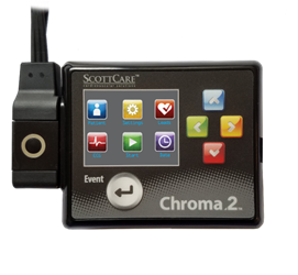 ScottCare Chroma 2 Holter Recorder scottcare chroma recorder, recorder chroma, recorder chroma, holter, scottcare, chroma2, chroma
