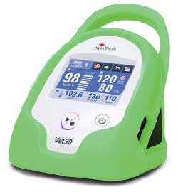 SunTech Vet30 Veterinary BP Monitor Suntech, veterinary, vet30, blood pressure, monitor