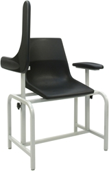 Winco 2571 Blood Drawing Chair winco chairs, 2571 winco, phlebotomy chairs, winco phlebotomy