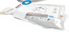 Zoll 8900-0213-01 OneStep CPR P Resuscitation Electrode for R Series. Box of 8 onestep, cpr electrodes, zoll cpr