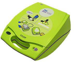 ZOLL AED Plus Automatic External Defibrillator  (Fully Automatic or Semi Automatic) zoll aed plus, zoll unit, aed plus, aed from zoll, aed automatic external