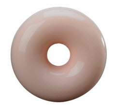 CooperSurgical Milex Pessary Donut (Different Sizes) coopersurgical, milex, pessary, donut