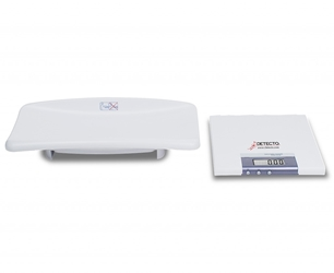 Detecto MB130 Digital Pediatric/Toddler Scale detecto, scale, pediatric, digital, mb130