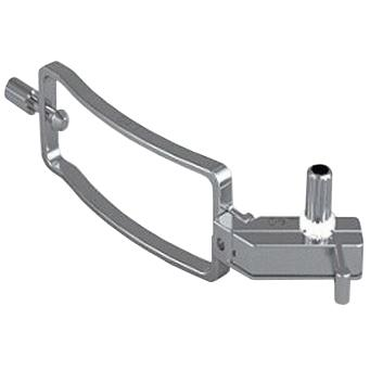 EDAN Needle Guide Bracket For DUS 60 (Different Versions) edan, needle, guide, bracket, convex, transducer, c361-2, edan needle guide bracket convex transducer