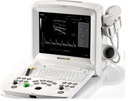 Edan DUS 60 Digital Ultrasonic Diagnostic Imaging System edan dus60, ultrasound dus60, edan ultrasound unit