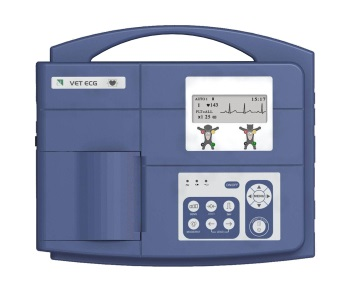 Edan VE-100 Single-Channel Veterinary ECG Edan, VE-100, VET, ECG