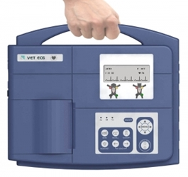Edan VE-300 Three-Channel Veterinary ECG Edan, VE-300, VET, ECG