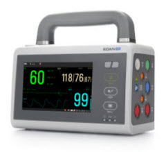 Edan iM20 Patient Monitor edan, iM20, patient, monitor, color, touch screen