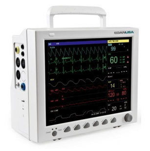 Edan iM8 Multi-Parameter Patient Monitor im8, multi, monitor, patient, parameter