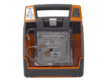 Powerheart G3 Elite AED Powerheart G3 Elite AED, cardiac science, AED, DEA, PowerheartAccessories, EXTERNAL_DEFIBRILLATOR,