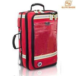 SKINTACT EB02.025 Elite Bags Emerairs Trolley Bag trauma bags, bags, paramedic backpack, backpack, elite bags, skintact bags, als bag, EB02.025, emerair, trolley bag