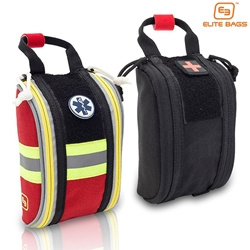 SKINTACT Elite Bags Compact Drop Leg First Aid Bag trauma bags, bags, paramedic backpack, backpack, elite bags, skintact bags, great capacity bag, EB02.030, MB11.004