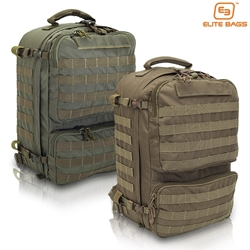 SKINTACT Elite Bags Tactical Rescue Backpack trauma bags, bags, paramedic backpack, backpack, elite bags, skintact bags, MB10.135, MB10.134