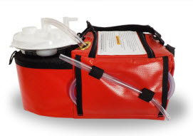 SSCOR S-SCORT lll Portable Suction Unit sscor, sscort, portable aspirator, suction unit, ems suction unit