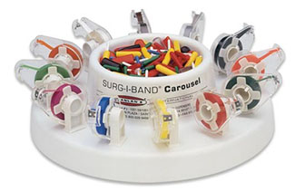 Scanlan Carousel for Surg-I-Band (Different Versions) scanlan, carousel, surg i band