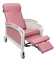 Winco 5261 Convalescent Recliner winco convalescent, clinical recliner, winco recliner