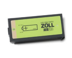 ZOLL 8000-0860-01 Non Rechargeable Battery for AED Pro zoll 8000-0860-01. aed battery, non rechargeable, aed pro