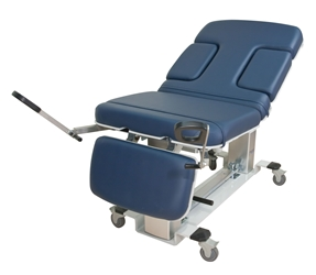 Oakworks Ultrasound Tables diverse treatments, open base design, great ergonomics, multi-purpose, table to chair, ultrasound