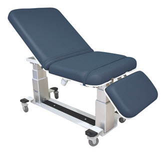 Oakworks  Exam and Treatment Tables diverse treatments, open base design, great ergonomics, multi-purpose, table to chair