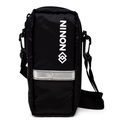 Nonin 2500CC Black Carrying Case for use with 2500 and 2500A  Nonin 2500CC Black Carrying Case for use with 2500 and 2500A, Nonin 2500CC Black Carrying Case, Nonin Carrying Case