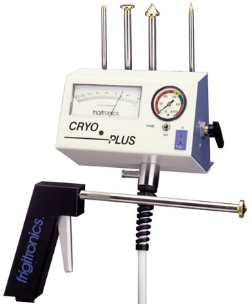Frigitronics Cryo-Plus Systems (Different Versions) frigitronics, 2400, 2401, 2402, Cryo-plus systems, cryosurgery