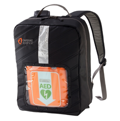 Powerheart G5 & G3 AED Rescue Backpack Powerheart, G5, G3, AED, Rescue Backpack, XBPAED001A, Cardiac Science