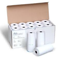 MIR 910350 MIR Thermal Paper for Spirolab. Box of 10 MIR, 910350, MIR Thermal Paper for Spirolab,